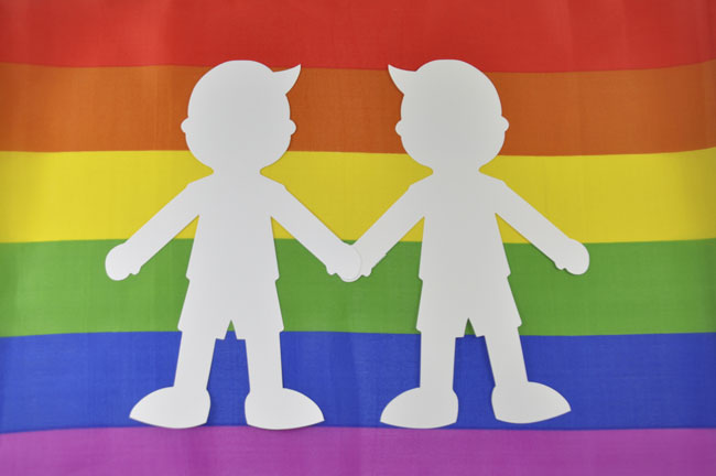 Two gay men - Gay Marriage Ruling